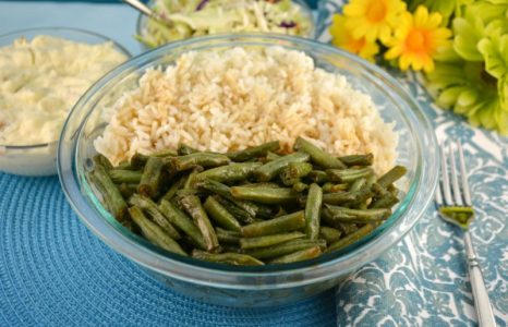 Easy Sweet Green Beans