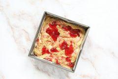 Best Strawberry Cheesecake Fudge