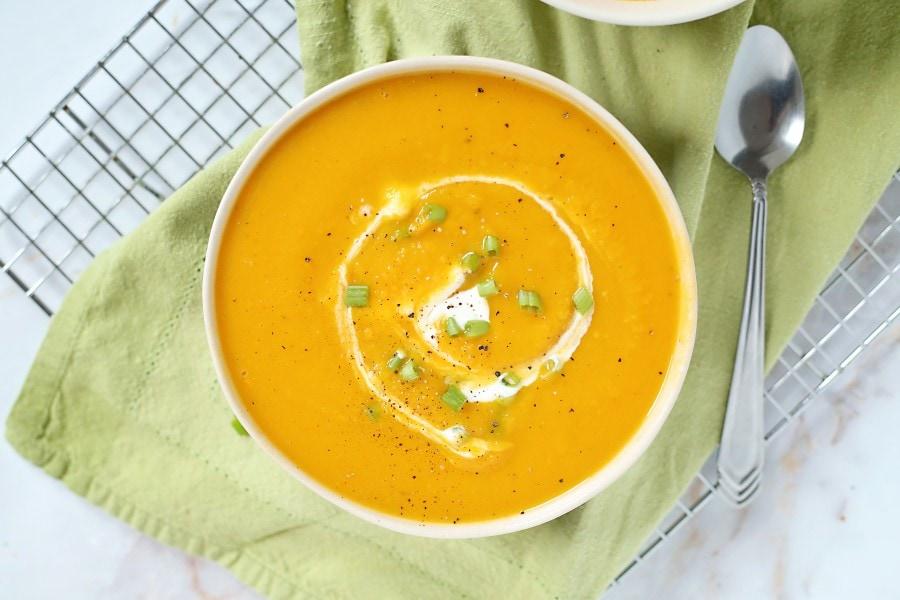 Perfect Sweet Potato Soup