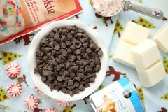 Easy Mint Fudge