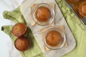 Sticky Toffee Pudding Bites