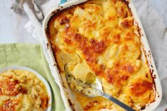 Easy Cheesy Scalloped Potatoes