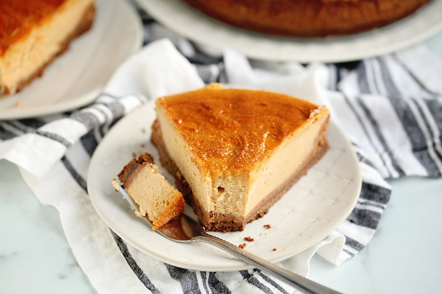 easy peanut butter cheesecake