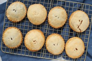 Apple or Blueberry Hand Pies