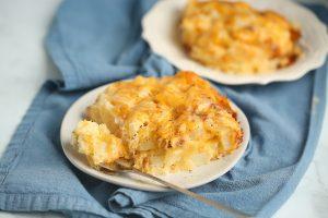 Easy Cheesy Potato Casserole