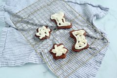 Easy Stuffed Gingerbread Cookies