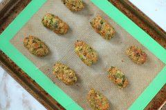 Cheesy Broccoli Tots