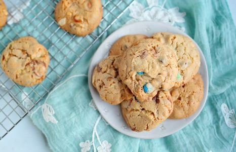 Perfect Junk In Da Trunk Cookies