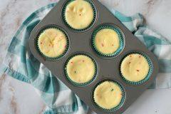 Mini Easter Cheesecakes
