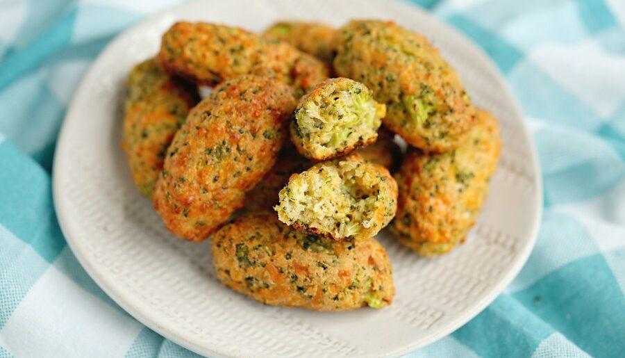 Cheesy Green Giant Broccoli Tot Bites