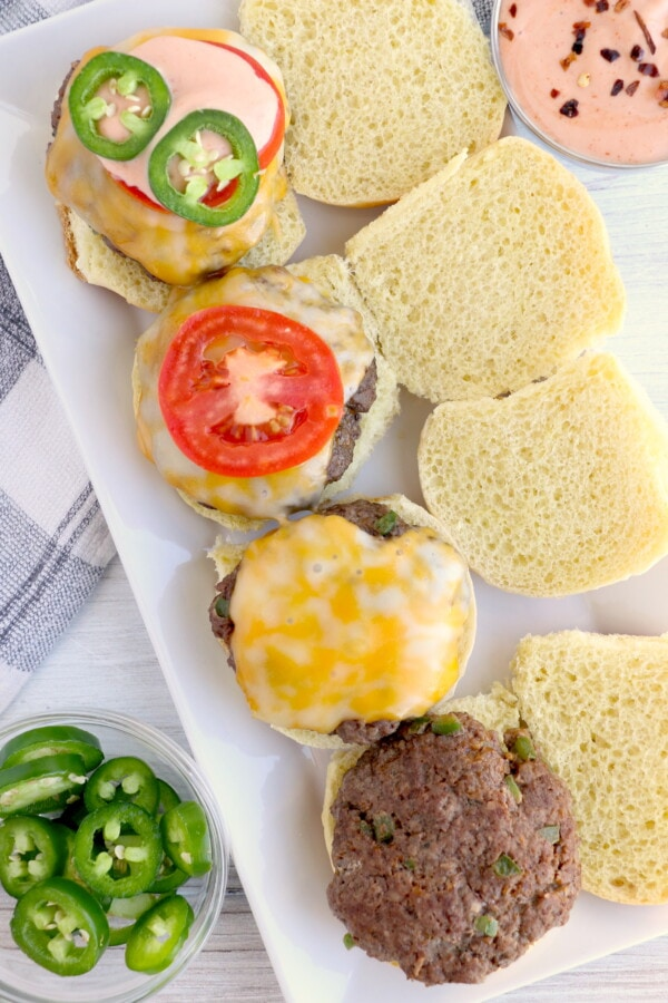 How to Make Cheeseburger Sliders