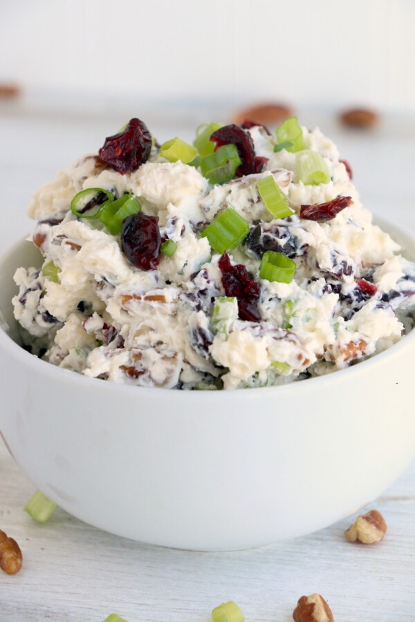 Whipped Cranberry Feta Cheese Dip
