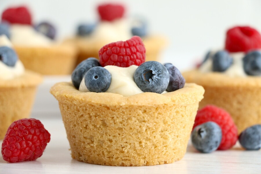 mini cheesecake desserts