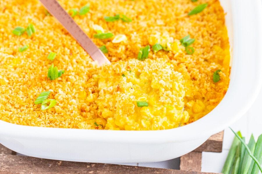 corn casserole without jiffy