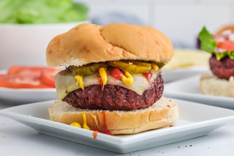 Smoked Hamburger Recipe