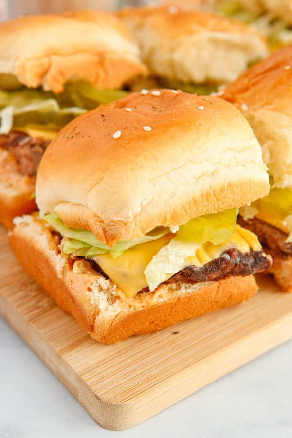 Want to learn how to make a big mac? Follow this recipe