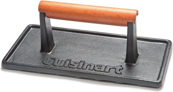 Cuisinart cast iron sandwich press